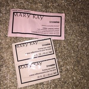Mary Kay samples